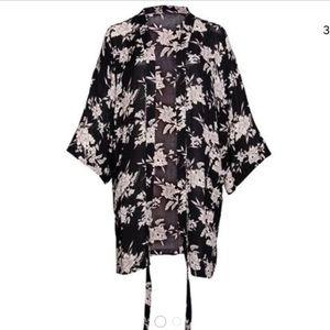 Kimono, robe, swimsuit coverup